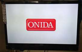 Onida 32 LED TV with problem of Color and Double image