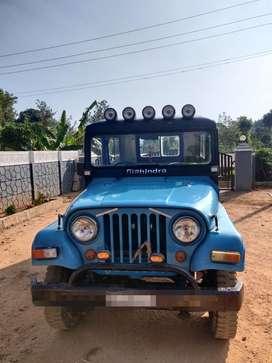 Mahindra 540 XDB