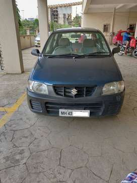 Alto LXI, Petrol, single owner, 2010 model, 33,000km run