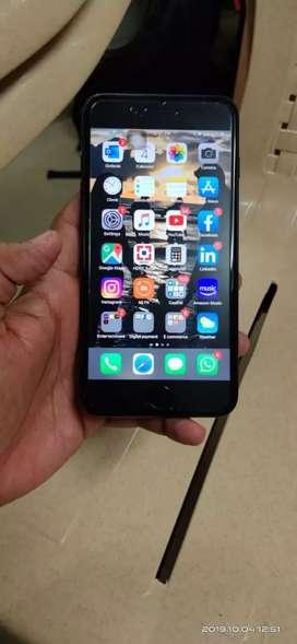 IPhone 7 Plus 128 gb jet black - Mint condition