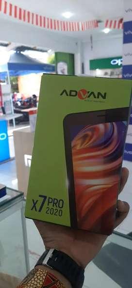 Tab advan x7pro new promo alvian cell klajuran