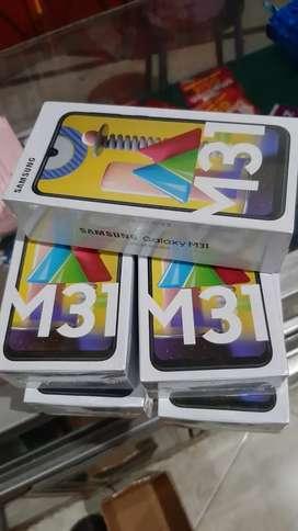 Samsung Galaxy M31 - Garansi Resmi SEIN