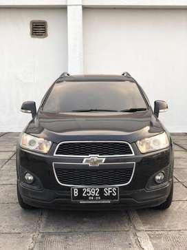 Chevrolet captiva bensin 2015 matic