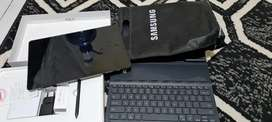 Samsung Tab s7 FE + keyboard cover