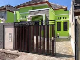 Rumah Modern Minimalist 3 Kamar di Beranda Bukit, Goa Gong