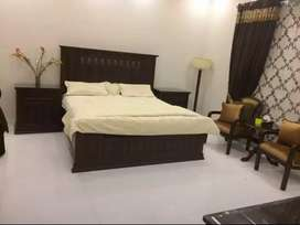 LUXURY Furnished house in DHA for family stay for short/long stay