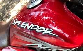 Hero honda Splender nxg for sale