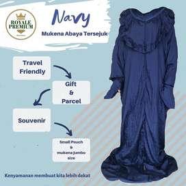 Mukena Abaya Mukena Parasut Dobby Mukena Royal Premium