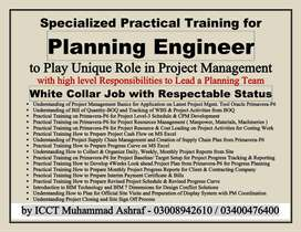 Primavera P6 PPM for Engineers -Advanced Practical Training - Lahore