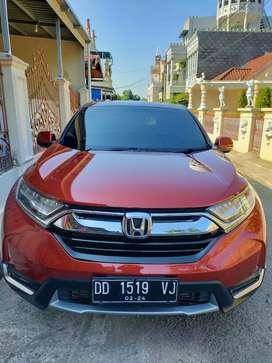 Honda CRV Turbo Prestige 1.5 A/T 2018/2019. Super istimewa