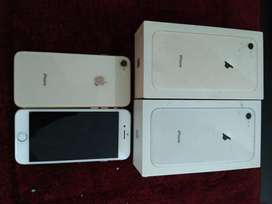 iPhone 8 ,Silver, Gold,64GB