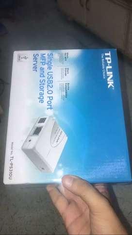 TP Link storage server