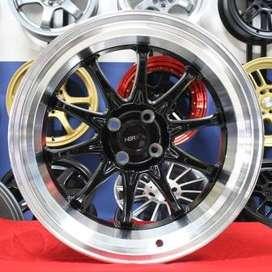 Velg Import HSR - HIROSHIMA 756 Ring17x9/10 H4 BML