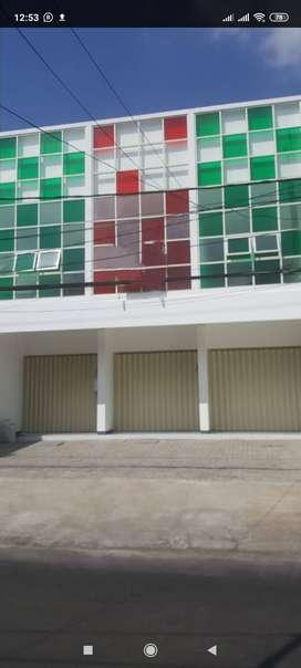 Ruko Baru Gress 2 Lantai Darmo Indah Sari SHM Komersial Surabaya