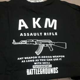 Stuffaddict T-shirt PUBG AKM