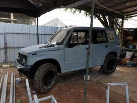 Suzuki sidekick 97