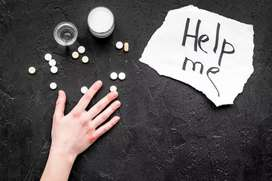 Psychological help for drug addicted patients