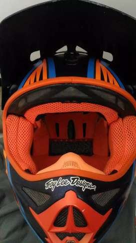 Helm Troy Lee Design