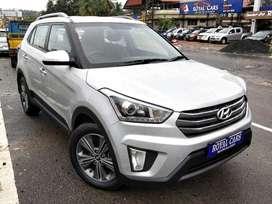 Hyundai Creta 1.6 SX (O), 2016, Diesel