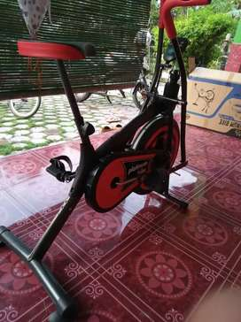 Sepeda statis platinum ( sepeda terapi pasca strok) bisa utk cardio