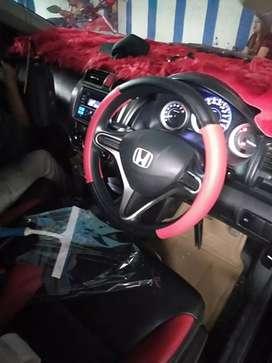 Honda city 2013 AT warna hitam