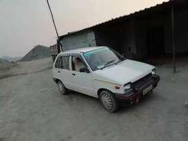 Good condition maruti 800