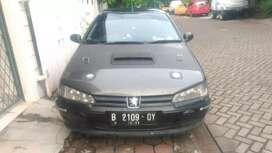 Dijual mobil peugeot 406 th1997