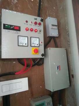 Cctv , vdp, intercom ,electrical technician