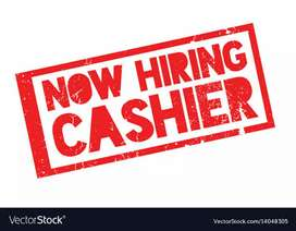 Required Cashier for Chandigarh Airport.