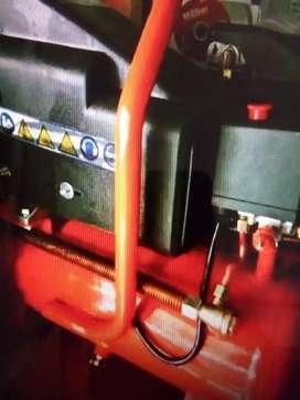 (RUMAH TEKNIK) mesin kompresor listrik, watt kecil, murah