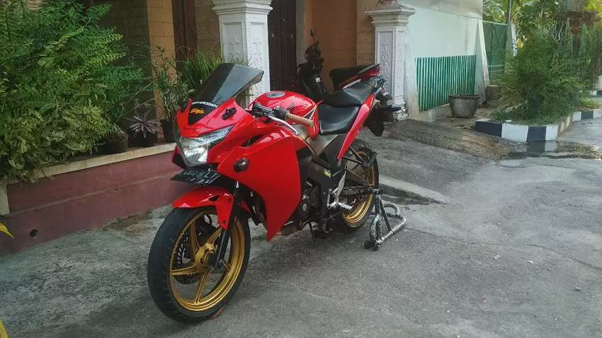 CBR150R thailand cbu 0