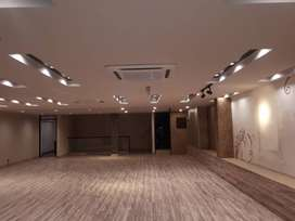 Semi Furnished and Well Maintained Commercial Space at Okhla Phase 02
