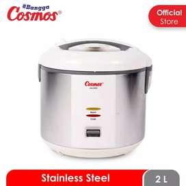 Magic Com Cosmos CRJ-9303 Stainless 1.8 liter