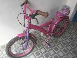 Sepeda anak bekas