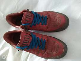 Alife Red Shoes Original