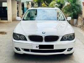 BMW 7 Series 730Ld, 2008, Diesel