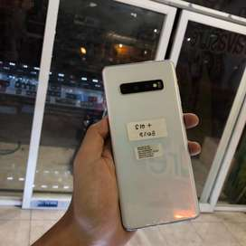 Samsung S10 plus 8/128Gb  layar jernih