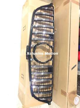Mercedes Benz GTR style amg grill also available for audi bmw