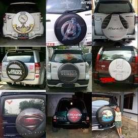 Sarung Ban Serep Mobil Pajero/Jimny  rush terios escudo crv paket ibad