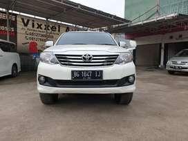 Toyota Fortuner 2.7 V 4×4 Tahun 2013