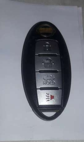 Key with Remote