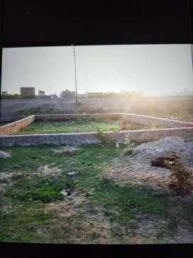 Ange green belt or peeche nehriya ki tarf 100ft road prastavit