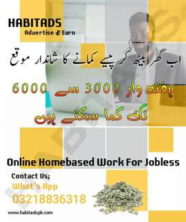 +Earning by Facebook posting of data entry+