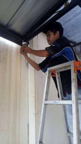 Ahli pasang Camera CCTV - Jasa Pasang CCTV Wilayah Pemasangan CCTV