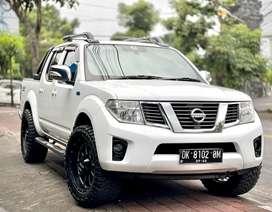 Nissan navara sport version 4x4 Double cabin 2012 asli bali putih