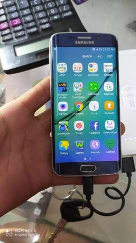 Good condition s6 edge full saaf phone h