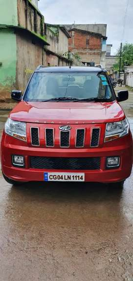 Mahindra TUV 300 2016 Diesel Well Maintained