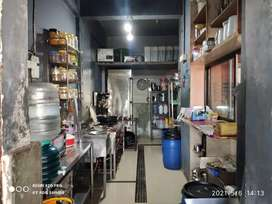 RUNNING RESTAURANT WITH ENTIRE SETUP AND EQUIPMENTS