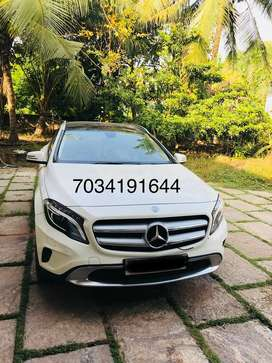 Mercedes-Benz GLA 2015 Diesel 29500 Km Driven