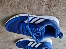 Adidas Original Shoes for Sale Color Blue and White Strips